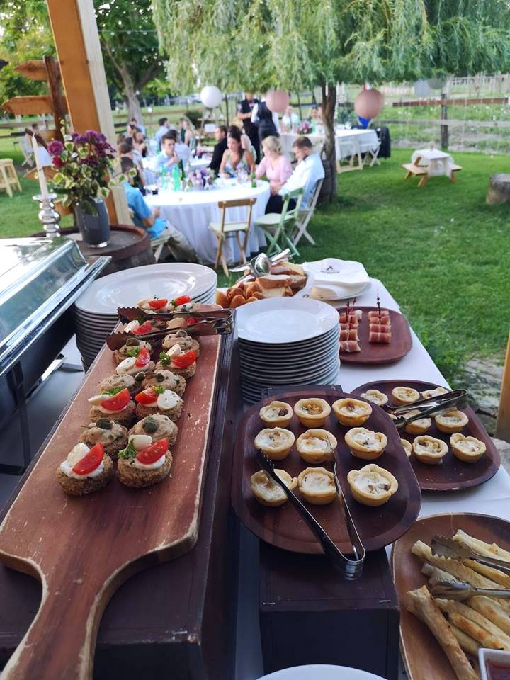 Ranch Kurilovec Zvona catering 2