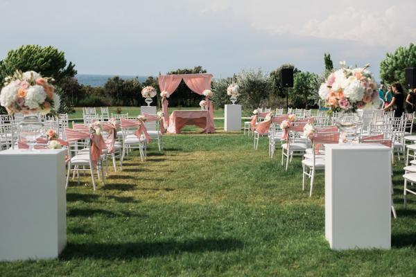 Zvona catering vjenčanja - Kraljevski vinogradi