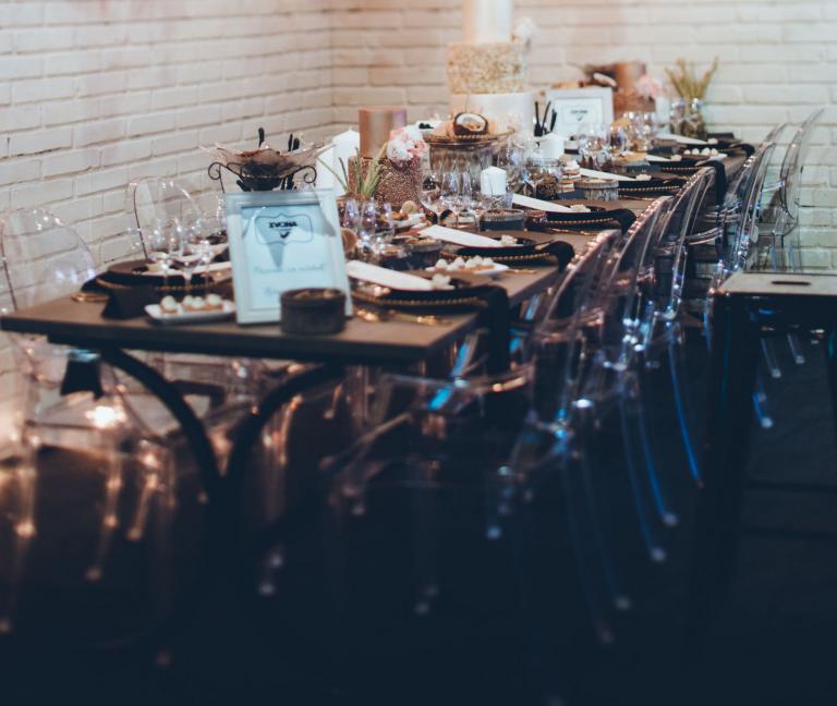 Svadbena večera Zvona catering