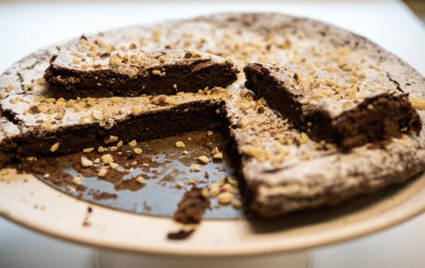 Bezglutenska torta od čokolade i maslinovog ulja-0633