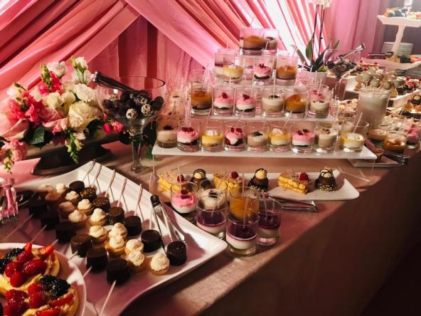 deserti u čašicama